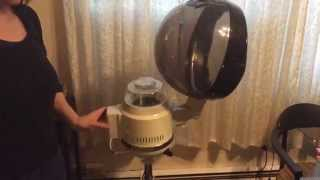 OLD VIDEO!!! Benefits of steaming my hair -My steaming routine-update.LOUD MUSIC
