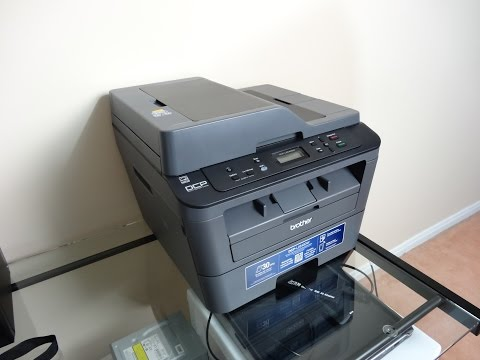 Brother DCP-L2540DW Laser Printer Overview