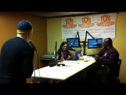 O.Z Bangaz performs for TCM Radio on the Gerald Montgomery
