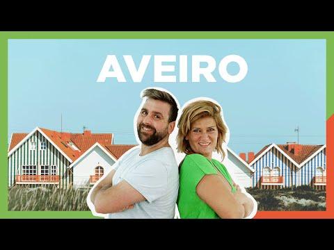 Aveiro la Venecia de Portugal - Aveiro y Costa Nova - Portugal - ZXM