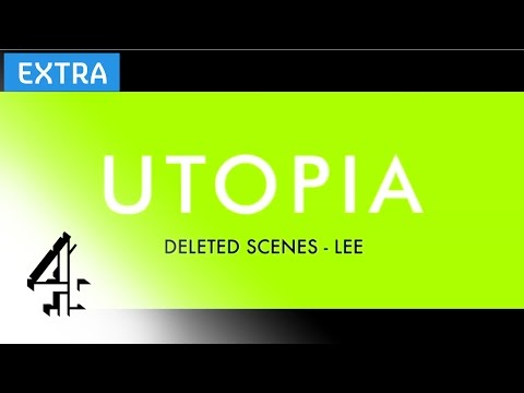 Lee pays Geoff a visit | Utopia Deleted Scene | Channel 4