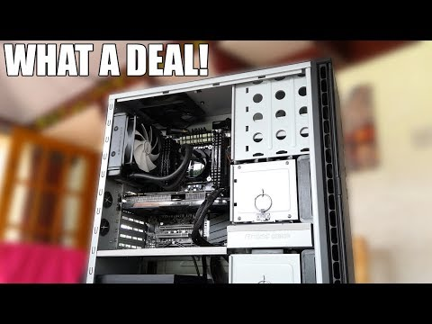 What's Inside This Bargain 6-Core Gaming PC I Found At CEX?