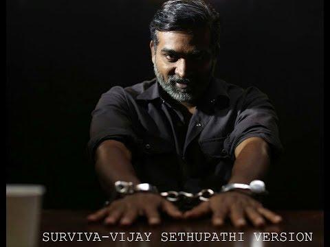 Vivegam Surviva - Vijay Sethupathi Version
