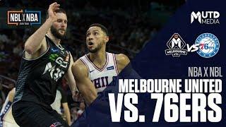 Download lagu NBA X NBL: Melbourne United vs. Philadelphia 76ers