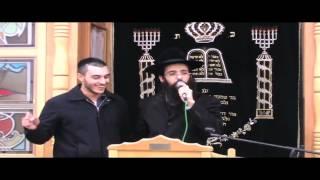 הרב יעקב בן חנן הרצאה במעלה אדומים כוחו של השומר ברית