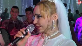 عروسه تغنى ادينى رمضان مع سما عادل والغزالى ي خرابى فرحه شعيب
