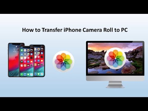 How To Transfer IPhone Camera Roll To PC