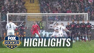 Eintracht Frankfurt vs. Bayern Munich | 2017-18 Bundesliga Highlights