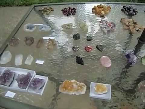 Crystal Showcase, August 2014 (Crystals for Sale - Adoption)