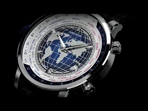Top 8 Best Agelocer Watches For Men To Buy in 2020   Best Agelocer Watches 2020