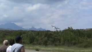 avion rc cessna 195 et super decatlon