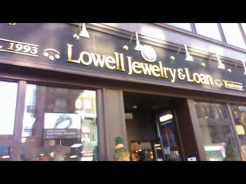 Lowell Jewelry & Loan: A Day in the Life
