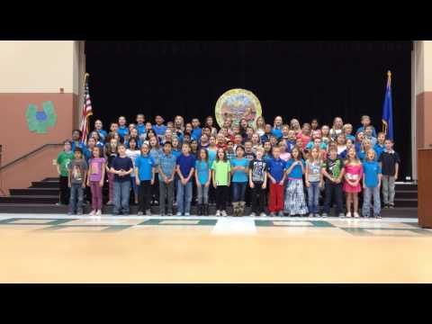 Home Means Nevada by select Double Diamond 4th graders