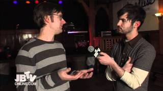 JBTV: Matt Rucins of Tomorrow Never Knows, Kopecky Family Band, Seapony, and The Red River (2011)