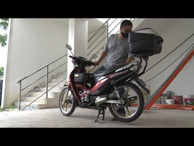 Panduan asas penjagaan motosikal