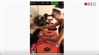 DJ Lady Style - Miami Bass Music Mix Resimi