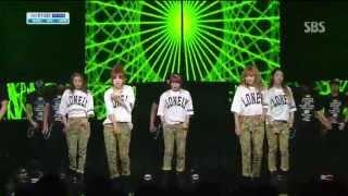 SBS Inkigayo (K-POP) Youtube : http://youtube.com/sbsmusic1 SBS Ink...