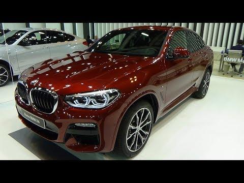 2018 BMW X4 - Exterior – Salon Madrid Auto 2018
