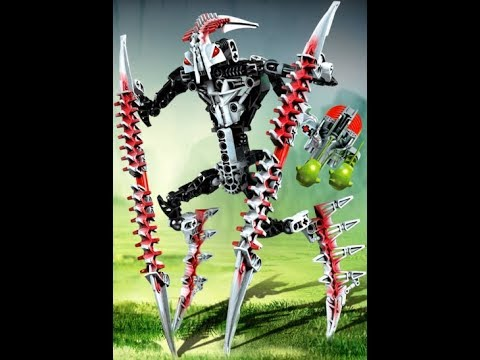 Lets Brick Bionicle - 8694 - Krika