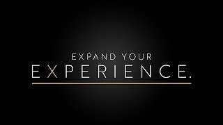 Expand Your Experience.