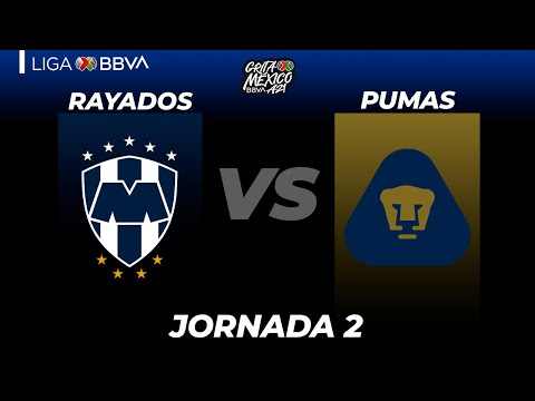 Monterrey U.N.A.M. Pumas Goals And Highlights
