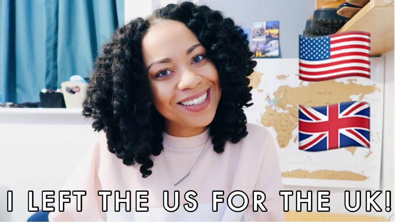 I Left America to Live & Study in London! | Q&A