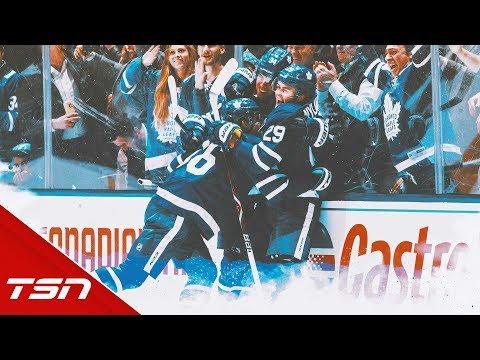 Leafs now have best top nine in NHL  - Frank Seravalli