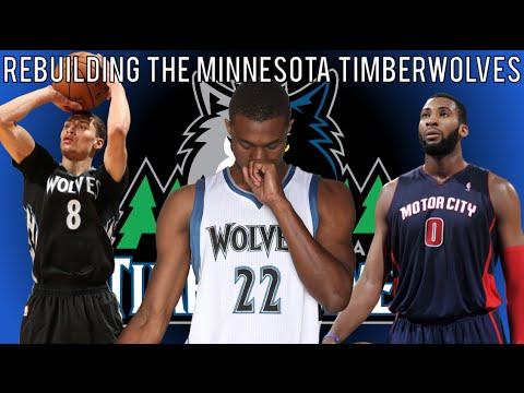 NBA 2K15 MyLEAGUE: Rebuilding the Minnesota Timberwolves!