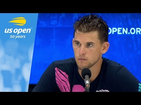 2018 US Open Press Conference: Dominic Thiem