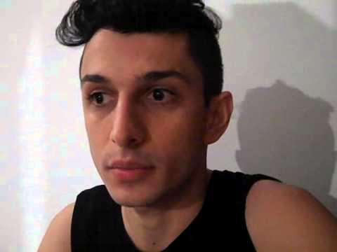 Rad Hourani is at New York Fashion Week