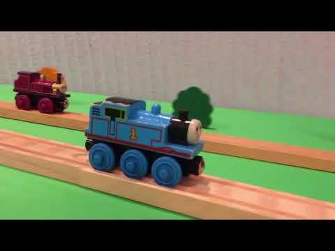 Thomas Train Stunts