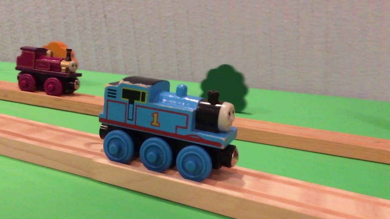 Thomas Train Stunts