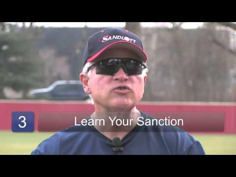 Little League Baseball Rules & Regulations
