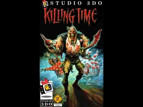 Killing Time 3DO - Full Play In One Hour