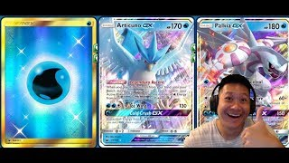 ARTICUNO GX Deck From Celestial Storm, This Totally Should Not Be Your MAIN POKEMON