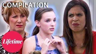 """I'm NOT Here to PLEASE the Moms!"" Abby's RISKY DANCES - Dance Moms (MEGA-COMPILATION) 