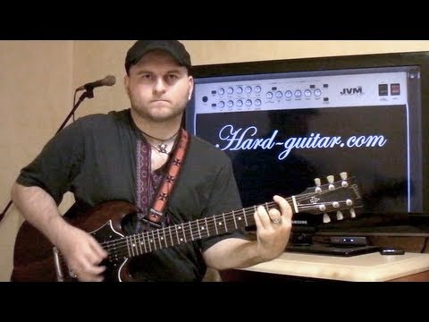Acdc Tnt Guitar Lesson How To Play Tnt On Guitar Tutorial With