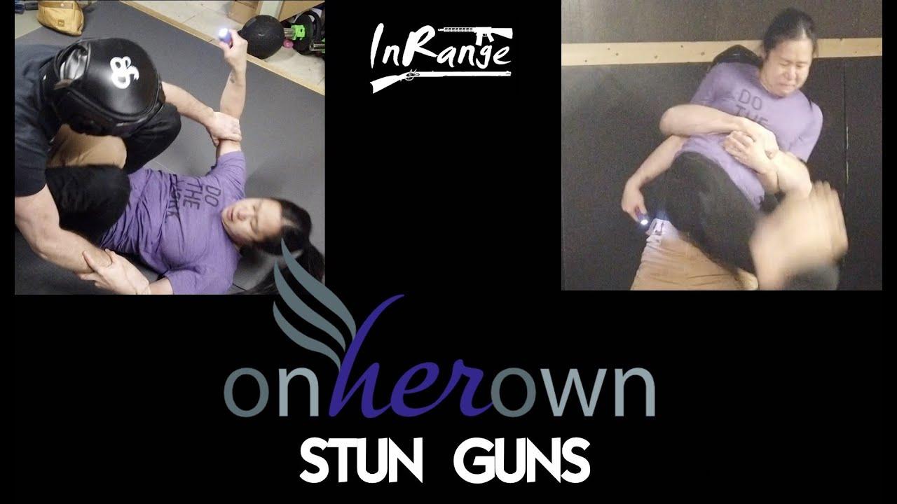 Stun Guns - On Her Own