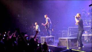 Linkin Park- Cure For The Itch / Faint (live Los Angeles, Secret Show for Japan 2011)
