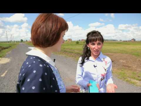 """Видео экскурсия по коттеджному поселку """"Ушаково"""", июль 2017"""