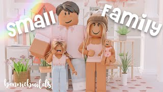 Family's Daily Routine with a BABY | Bloxburg Baby Roleplay | Bonnie Builds