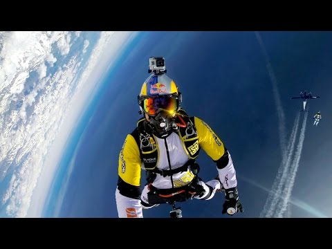 GoPro: Soul Flyers 33,000 ft Above Mont Blanc