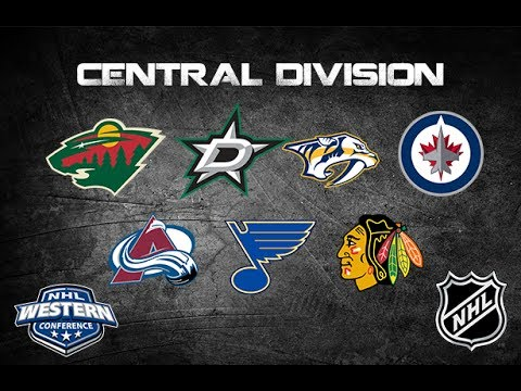 NHL: Unprotected CENTRAL Division Players (Expansion 2017)