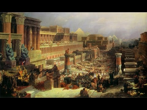 The Prophecies of Jesus Christ - Israel conquered by Babylon - Daniel - Cyrus - Chapter 7