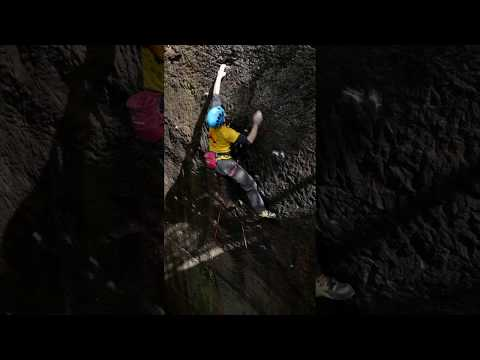 James McHaffie falls off the Nesscliffe Project