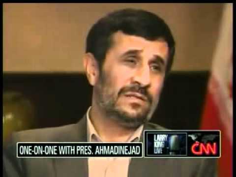 Ahmadinejad to Larry King: Sakineh stoning sentence is not true - 22 Sept. 2010