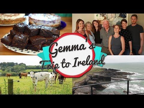 Gemma's Trip to Ireland