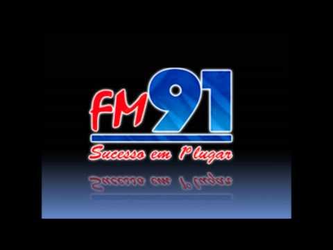 Prefixo - FM 91 - 90,9 MHz - Marabá/PA