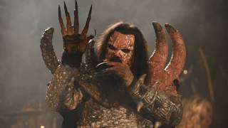 Lordi live in Chicago at Reggies - Icons of Dominance