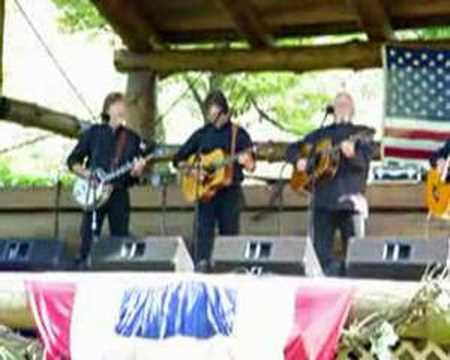 Tennessee Gentlemen play the Ken Hurst Bluegrass F...